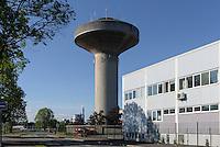Wasserturm Vattenverk in Kristianstad, Provinz Skåne (Schonen), Schweden, Europa<br /> watertower Vattenverk in Kristianstad, Province Skåne, Sweden
