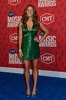 05 June 2019 - Nashville, Tennessee - Caroline Jones. 2019 CMT Music Awards held at Bridgestone Arena. <br /> CAP/ADM/DMF<br /> ©DMF/ADM/Capital Pictures