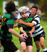 160402 North Harbour Club Rugby - East Coast Bays v Mahurangi Under-85s