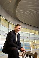 Danny Shaw, Children's Hospital, Boston for Data Manager magazine