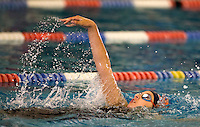Photography of the SwimMAC competing Friday afternoon March 18, 2016, at the 2016 Tar Heel State Meet at the SwimMAC Swim Center.<br /> <br /> Charlotte Photographer -PatrickSchneiderPhoto.com