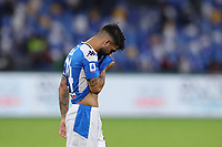 Lorenzo Insigne of Napoli dejection<br /> Napoli 30-10-2019 Stadio San Paolo <br /> Football Serie A 2019/2020 <br /> SSC Napoli - Atalanta BC<br /> Photo Cesare Purini / Insidefoto