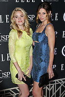 HOLLYWOOD, LOS ANGELES, CA, USA - APRIL 22: AJ Michalka, Aly Michalka at the 5th Annual ELLE Women In Music Concert Celebration presented by CUSP by Neiman Marcus held at Avalon on April 22, 2014 in Hollywood, Los Angeles, California, United States. (Photo by Xavier Collin/Celebrity Monitor)