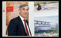 John Redwood MP - Harris/SEGRO Groundbreaking at Winnersh Triangle - Wokingham, Berkshire - 16th June 2008