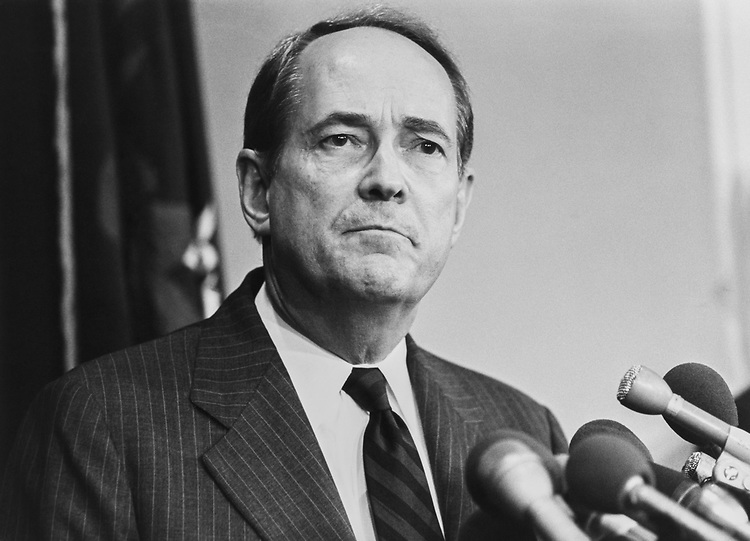 Former Attorney General Dick Thornburgh. (Photo by Laura Patterson/CQ Roll Call via Getty Images)