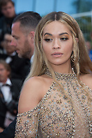 Rita Ora at the 70th Anniversary Gala for the Festival de Cannes, Cannes, France. 23 May 2017<br /> Picture: Paul Smith/Featureflash/SilverHub 0208 004 5359 sales@silverhubmedia.com