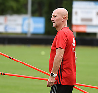 20170722 - RIJEN , NETHERLANDS :  Rudy Vanderelst pictured during the training on the pitch of VV Rijen , The Netherlands PHOTO SPORTPIX.BE | DIRK VUYLSTEKE