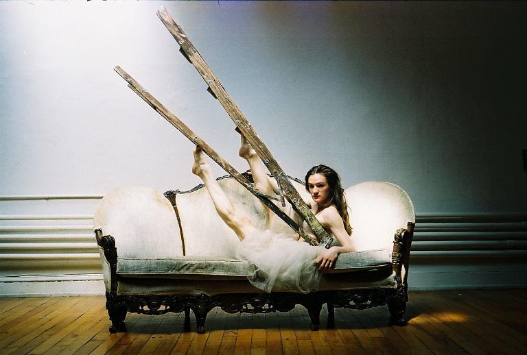 Megan LeCrone | NYC | 2008