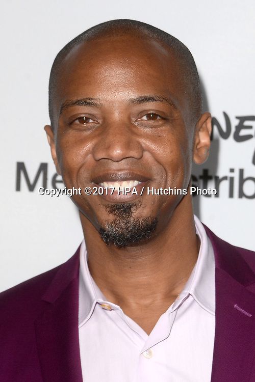 LOS ANGELES - MAY 21:  J August Richards at the 2017 ABC/Disney Media Distribution International Upfront at the Walt Disney Studios on May 21, 2017 in Burbank, CA