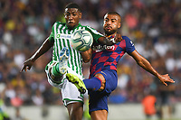 FOOTBALL: FC Barcelone vs Real Betis - La Liga-25/08/2019<br /> Rafinha (FCB)<br />  <br /> 25/08/2019 <br /> Barcelona - Real Betis  <br /> Calcio La Liga 2019/2020  <br /> Photo Paco Largo/Panoramic/insidefoto