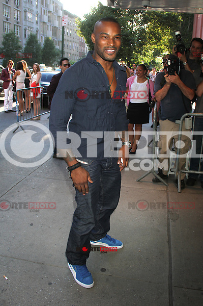 June 27, 2012 Tyson Beckford at the special screening of Universal Pictures' Savages at the SVA Theater in New York City. © RW/MediaPunch Inc *NORTEPHOTO*COM*<br />