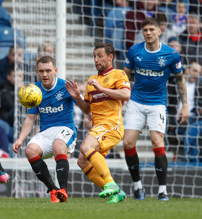 Lee Hodson and Scott McDonald