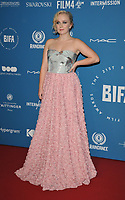 Alexa Davies at the British Independent Film Awards (BIFA) 2018, Old Billingsgate Market, Lower Thames Street, London, England, UK, on Sunday 02 December 2018.<br /> CAP/CAN<br /> &copy;CAN/Capital Pictures