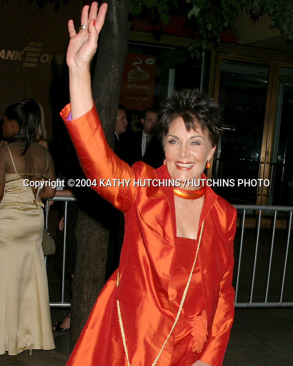 ©2004 KATHY HUTCHINS /HUTCHINS PHOTO.DAYTIME EMMYS.NEW YORK CITY, NY.MAY 21, 2004..LINDA DANO