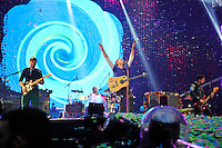 LONDON, ENGLAND - JUNE 16:  Jonny Buckland, Will Champion, Chris Martin and Guy Berryman of 'Coldplay' performing at Wembley Stadium on June 16, 2016 in London, England.<br /> CAP/MAR<br /> &copy;MAR/Capital Pictures /MediaPunch ***NORTH AND SOUTH AMERICAS ONLY***