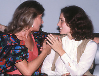 Christina Ford Margaret Trudeau 1978<br /> Photo By Adam Scull/PHOTOlink.net