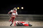 doha. qatar. 23.03.2014. qatar grand prix race. moto3. alex rins