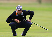 Andrea Pavan (ITA) on the 10th green during Round 2 of the Bridgestone Challenge 2017 at the Luton Hoo Hotel Golf &amp; Spa, Luton, Bedfordshire, England. 08/09/2017<br /> Picture: Golffile | Thos Caffrey<br /> <br /> <br /> All photo usage must carry mandatory copyright credit     (&copy; Golffile | Thos Caffrey)