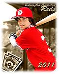 2011 Burlington American Reds