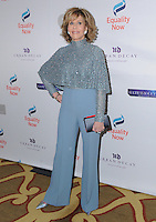 "05 December 2016 - Beverly Hills, California. Jane Fonda.   Equality Now's 3rd Annual ""Make Equality Reality"" Gala  held at Montage Beverly Hills. Photo Credit: Birdie Thompson/AdMedia"