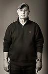 Portrait. Fred Gilmour- artist.