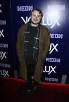 "HOLLYWOOD, CA - DECEMBER 5: Brady Corbet, at the LA Premiere Of Neon's ""Vox Lux"" at ArcLight Hollywood in Hollywood California on December 4, 2018. Credit: Faye Sadou/MediaPunch"