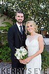 Katie Purtill  and  David O'Driscoll were married at St. John's Ballybunion by Fr. Spring on Friday 2nd September 2016 with a reception at Ballygarry House Hotel