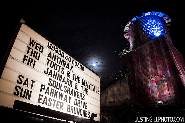 Live concert photo of Antrhax @ House Of Blues Los Angeles by http://www.justingillphoto.com