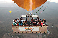 20170922 22 September Hot Air Balloon Cairns