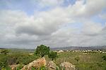 Israel, Lower Galilee, Mitzpe Hoshaya, a view from Zippori