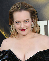 "05 August 2019 - Hollywood, California - Elisabeth Moss. ""The Kitchen"" Los Angeles Premiere held at TCL Chinese Theatre.  <br /> CAP/ADM/BT<br /> ©BT/ADM/Capital Pictures"