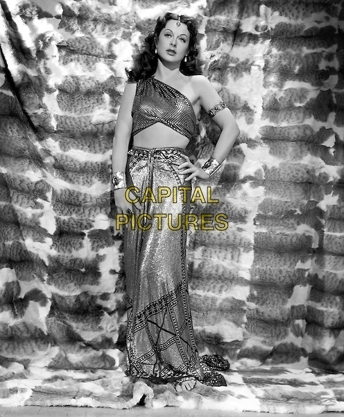 Hedy Lamarr.in Samson and Delilah.*Filmstill - Editorial Use Only*.CAP/PLF.Supplied by Capital Pictures.