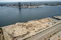 1982 April 19..Redevelopment.Downtown South (R-9)..WATERSIDE.CONSTRUCTION PROGRESS...NEG#.NRHA#..