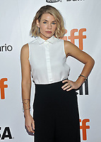 12 September 2018 - Toronto, Ontario, Canada - Elizabeth Chomko. &quot;What They Had&quot; Premiere - 2018 Toronto International Film Festival held at Roy Thomson Hall. Photo Credit: Brent Perniac/AdMedia<br /> CAP/ADM/BPC<br /> &copy;BPC/ADM/Capital Pictures