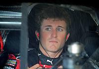 Jul. 3, 2008; Daytona Beach, FL, USA; Nascar Sprint Cup Series driver Kasey Kahne during practice for the Coke Zero 400 at Daytona International Speedway. Mandatory Credit: Mark J. Rebilas-