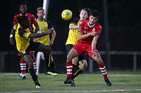 Joe Christou of Hornchurch during Hornchurch vs Margate, BetVictor League Premier Division Football at Hornchurch Stadium on 13th August 2019
