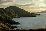 The Skellig Rocks as viewed from Waterville in Countyu kerry Ireland.<br /> Photo: Don MacMonagle<br /> www.macmonagle.com