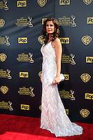 BURBANK - APR 26: Kristian Alfonso at the 42nd Daytime Emmy Awards Gala at Warner Bros. Studio on April 26, 2015 in Burbank, California