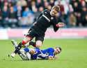 20/11/2010   Copyright  Pic : James Stewart.sct_jsp029_kilmarnock_v_rangers  .:: CRAIG BRYSON CHALLENGES STEVEN DAVIS ::.James Stewart Photography 19 Carronlea Drive, Falkirk. FK2 8DN      Vat Reg No. 607 6932 25.Telephone      : +44 (0)1324 570291 .Mobile              : +44 (0)7721 416997.E-mail  :  jim@jspa.co.uk.If you require further information then contact Jim Stewart on any of the numbers above.........