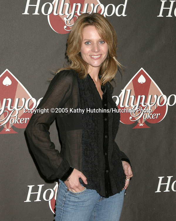Jessalyin Gilsig.HollywoodPoker.com 1st Anniversary Party.Montmartre Lounge.Los Angeles, CA.November 9, 2005.©2005 Kathy Hutchins/Hutchins Photo