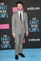 NEW YORK CITY, NY, USA - JUNE 02: Ben Richardson at the New York Premiere Of 'The Fault In Our Stars' held at Ziegfeld Theatre on June 2, 2014 in New York City, New York, United States. (Photo by Jeffery Duran/Celebrity Monitor)