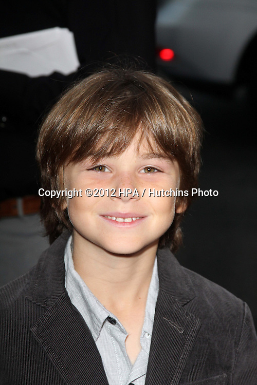 """LOS ANGELES - OCT 4:  Aidan Sussman arrives at the """"ARGO"""" Premiere at Samuel Goldwyn Theater on October 4, 2012 in Beverly Hills, CA"""