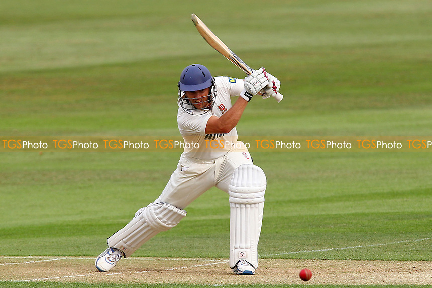 Greg Smith hits four runs for Essex - Essex CCC vs Worcestershire CCC - LV County Championship Division Two Cricket at the Essex County Ground, Chelmsford, Essex - 03/09/13 - MANDATORY CREDIT: Gavin Ellis/TGSPHOTO - Self billing applies where appropriate - 0845 094 6026 - contact@tgsphoto.co.uk - NO UNPAID USE