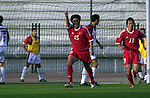 China vs Syria during the Olympic Preliminary Qualifier match. Photo by World Sport Group