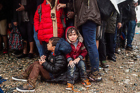 Refugee Crisis 2015 in Balkans
