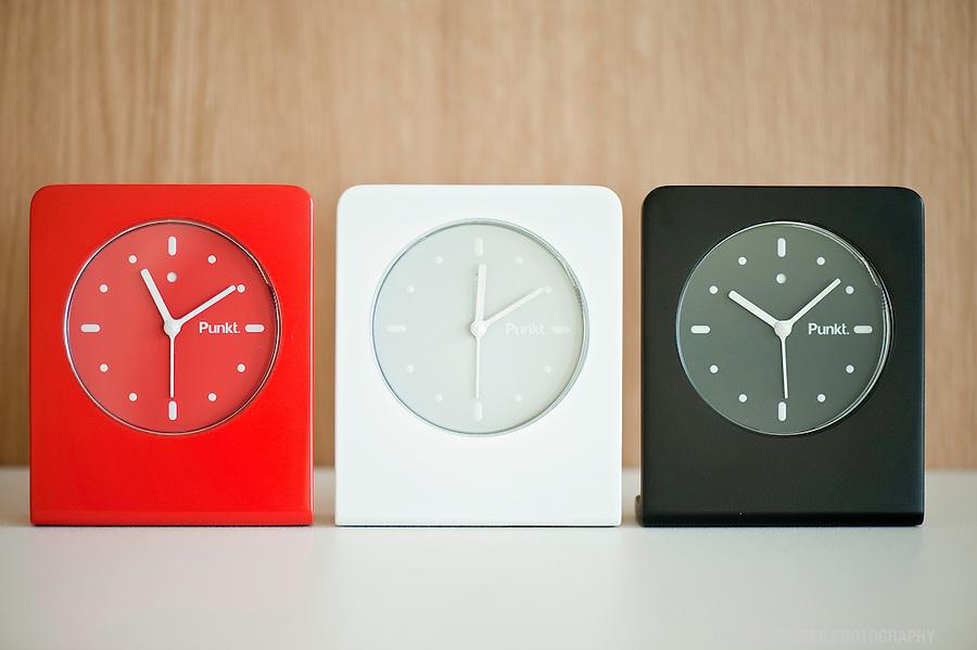 Punkt, Punkt Design, Punkt Group, Jasper Morrison, Clock