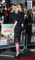 London - European Premiere of 'Salmon Fishing in the Yemen' at the Odeon, Kensington, London - April 10th 2012..Photo by Keith Mayhew.