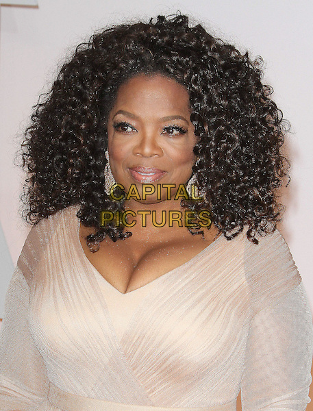 22 February 2015 - Hollywood, California - Oprah Winfrey. 87th Annual Academy Awards presented by the Academy of Motion Picture Arts and Sciences held at the Dolby Theatre. <br /> CAP/ADM<br /> &copy;AdMedia/Capital Pictures Oscars