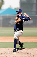 Jerry Sullivan - San Diego Padres 2009 Instructional League.Photo by:  Bill Mitchell/Four Seam Images..