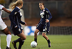 03 December 2010: Notre Dame's Rose Augustin (15). The Notre Dame Fighting Irish defeated the Ohio State University Buckeyes 1-0 at WakeMed Stadium in Cary, North Carolina in an NCAA Women's College Cup semifinal game.